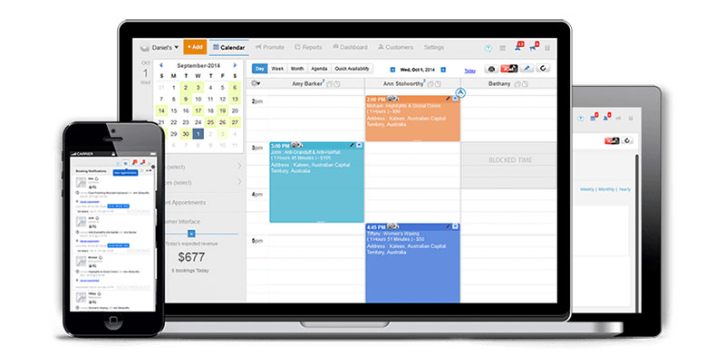 Appointy - scheduling assistant