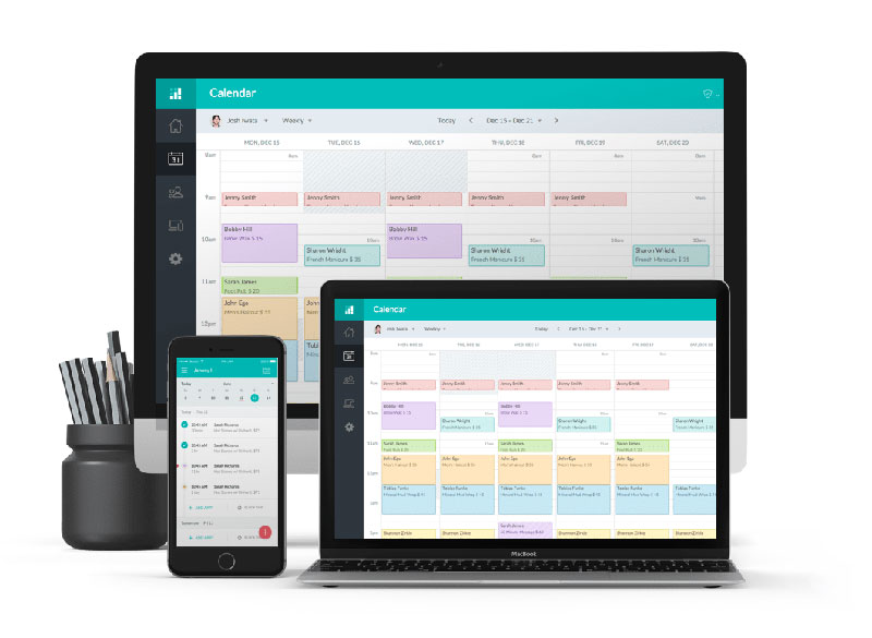 Setmore - scheduling assistant