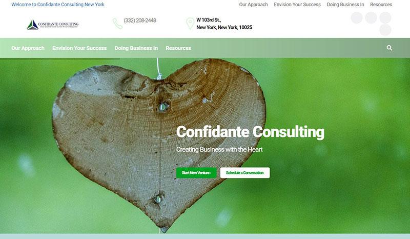 Confidante Consulting