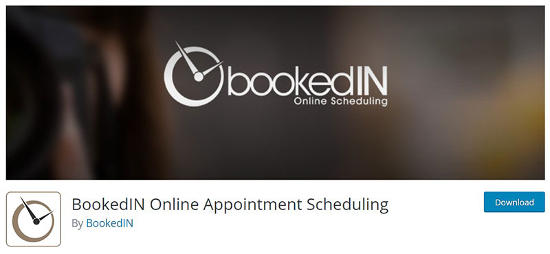 BookedIN Online Appointment Scheduling