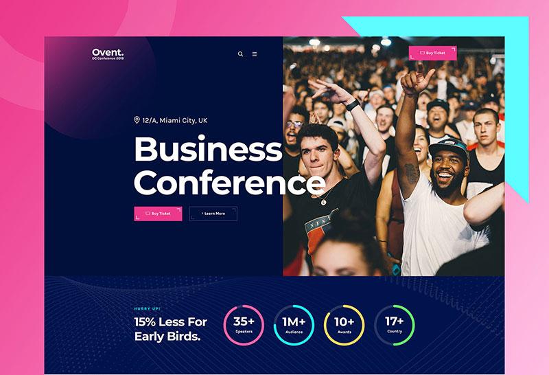 Create an Event Website