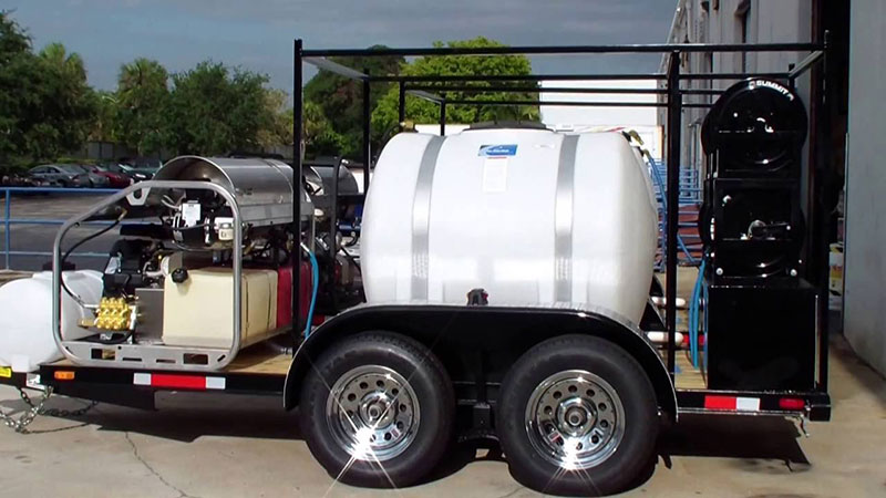 Reasons to Consider Starting a Pressure Washing Business