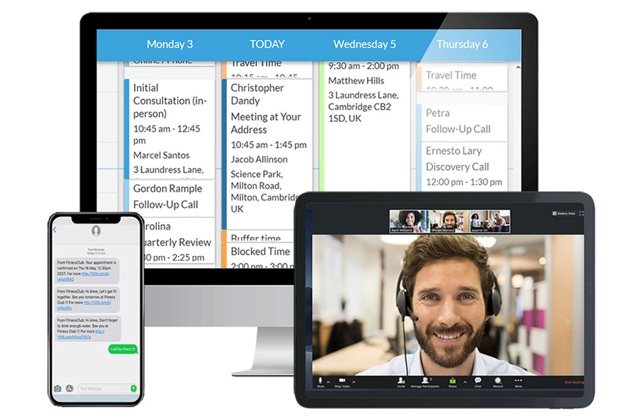 The Top Business Scheduling Software You Should Consider Using