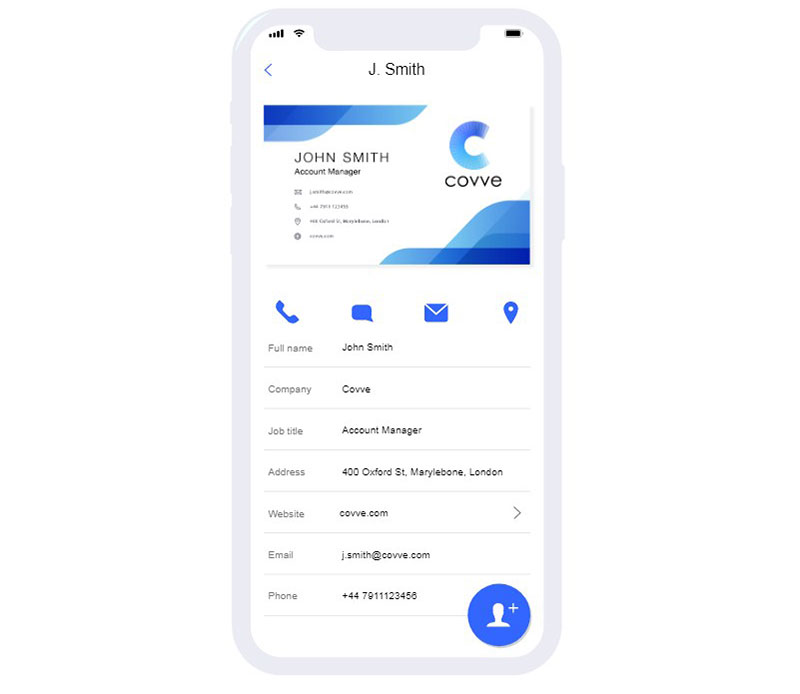 Card Scanner by Covve