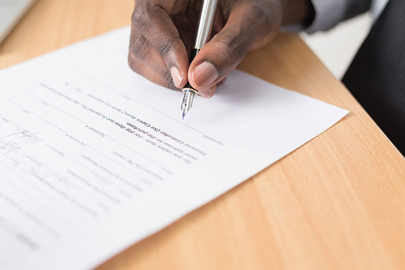 Details of a Cleaning Service Agreement