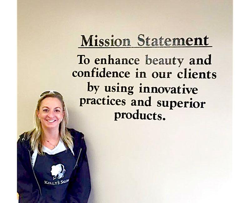 Beauty salon mission statement samples