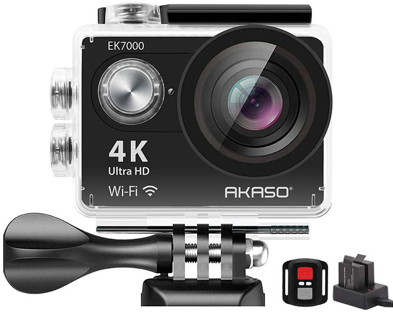 AKASO EK7000 4K Wi-Fi Sports Action Camera