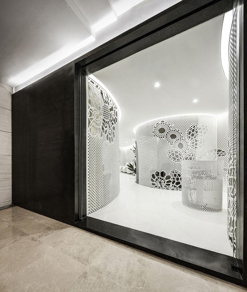Beijing Space of Lace Pattern