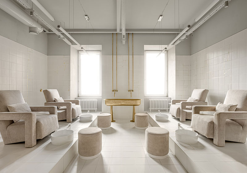 Amazing Salon Designs to Inspire You for Your Own