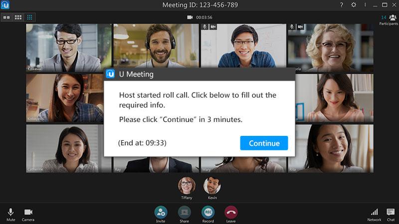 U Meeting