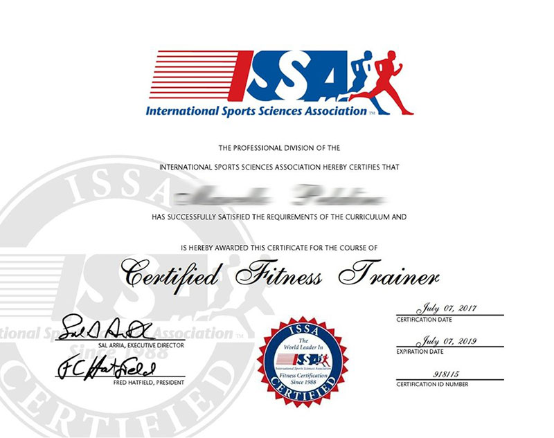 Certifications, Permits, and Licenses Required