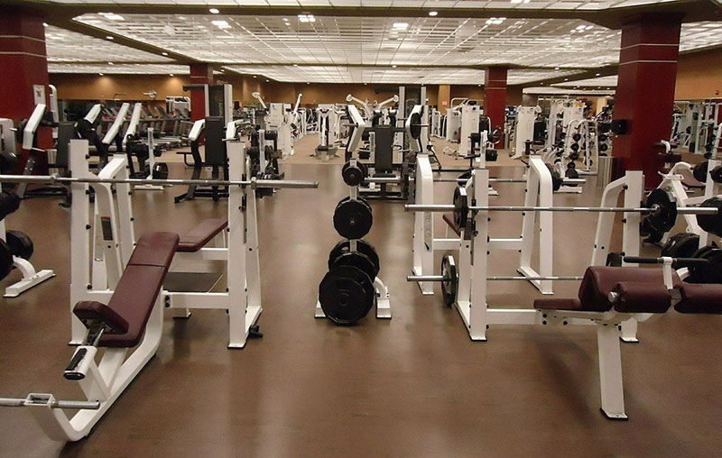 The Size of the Gym