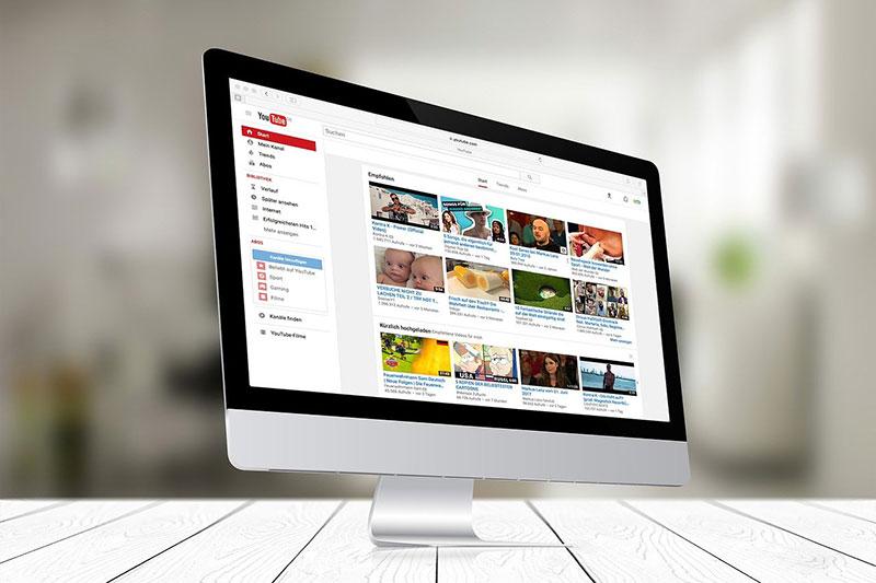 Create Videos on YouTube
