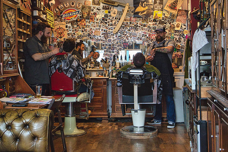 Funny Barbershop Names