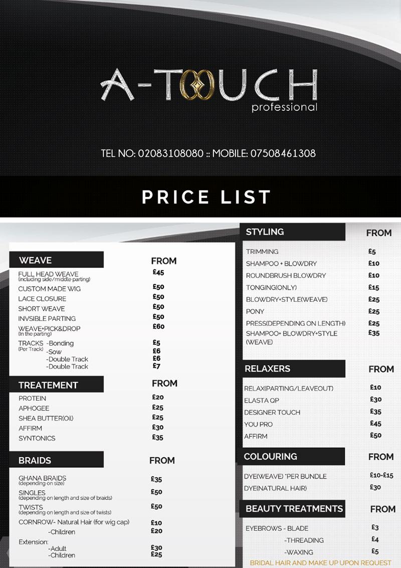 A-Touch Salon