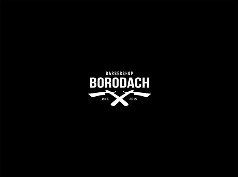 """Barbershop """"Borodach"""""""