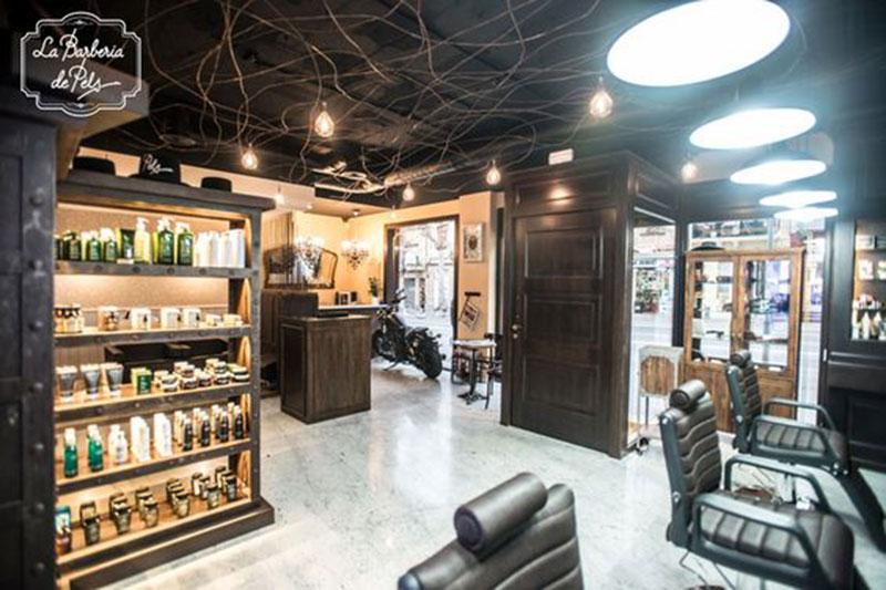 Barbershop Lighting