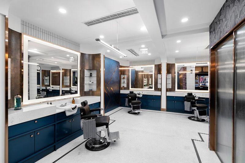 Doc's Barbershop