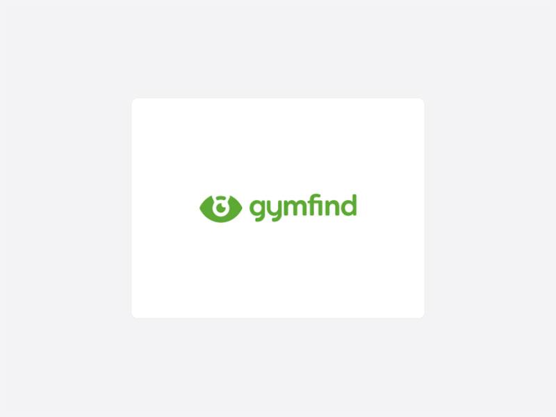 Gymfind Logo Design