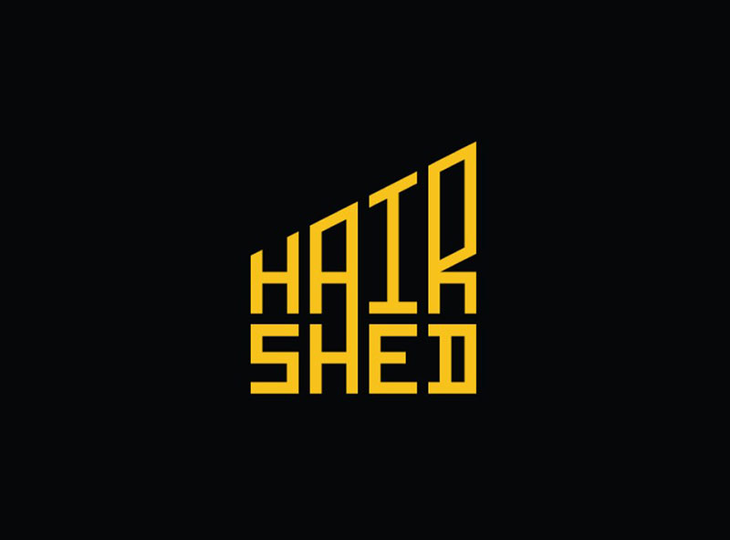 Hair Shed Logo