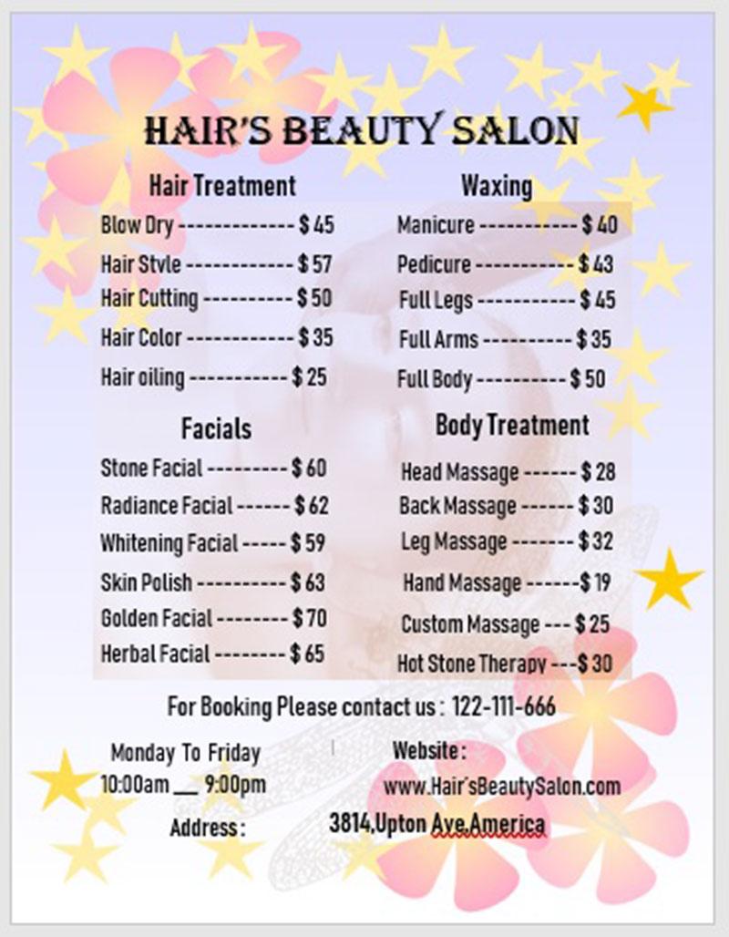 Hair's Beauty Salon