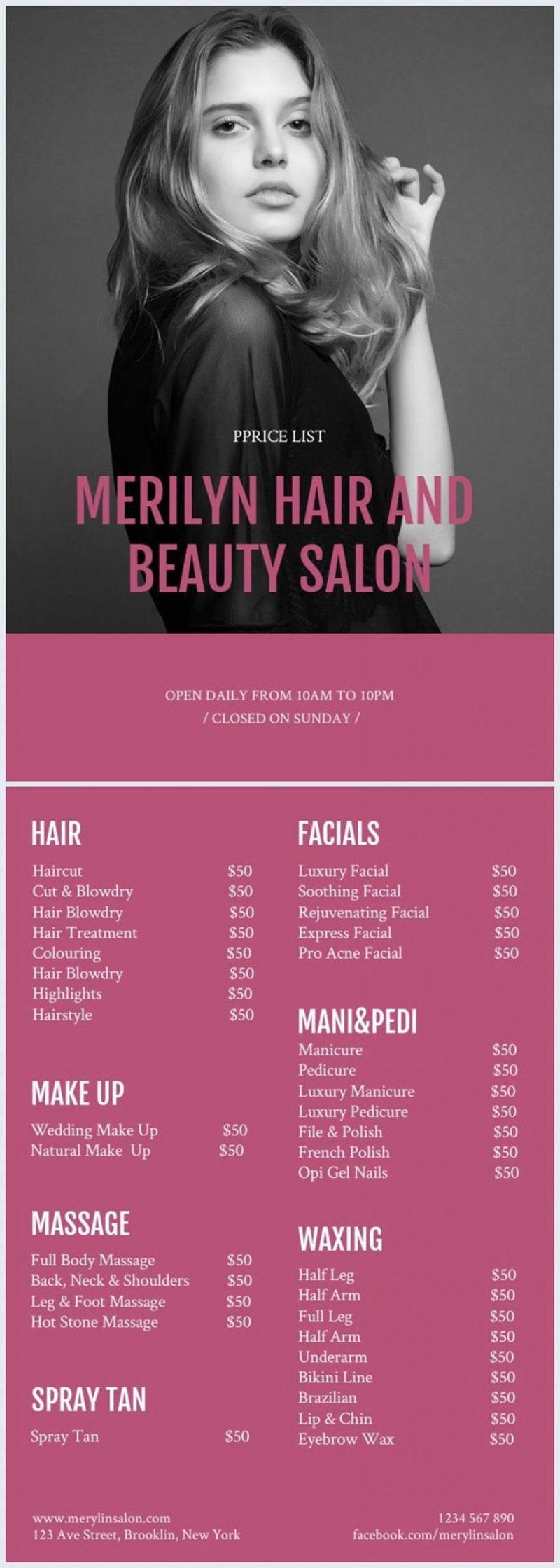 Merilyn Hair and Beauty Salon