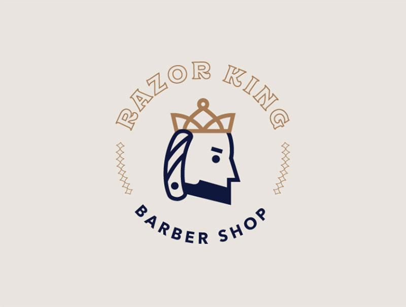 Razor King Logo