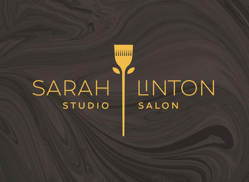 Sarah Linton logo concept