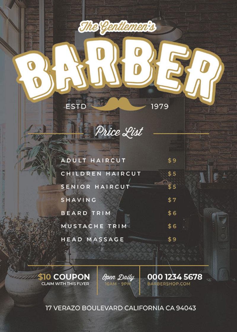 The Gentlemen's Barber
