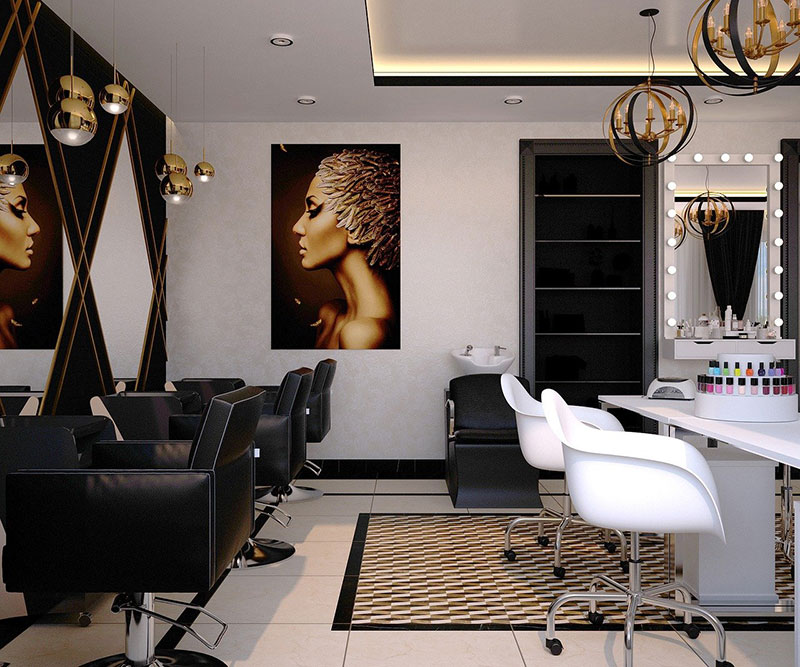 Maintain Consistent Salon Branding