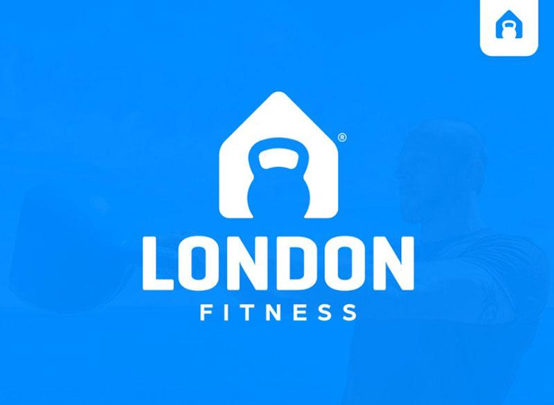 London Fitness - Brand Identity