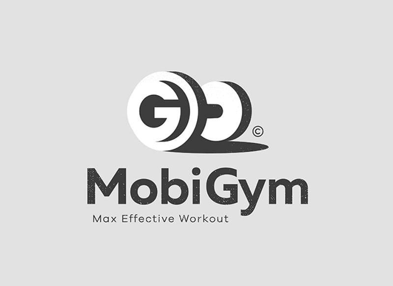 Logo Mobi Gym / Max Effective Workout