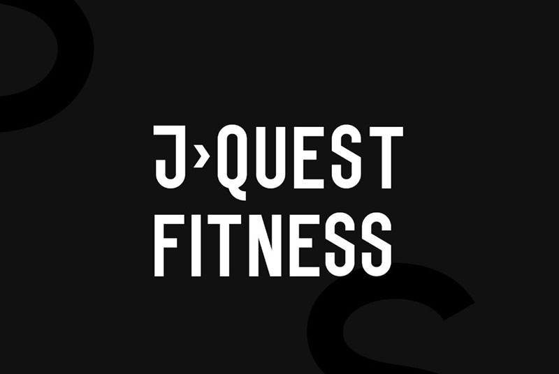 WIP Logo for personal training business