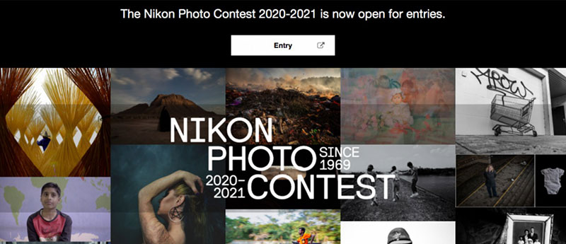 Participate in Photography Contests