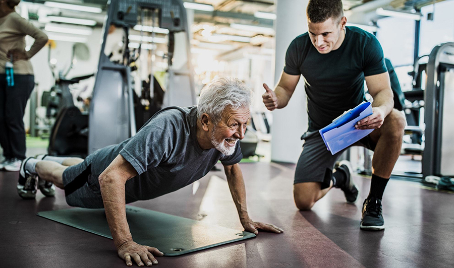 Being A Personal Trainer for Seniors: The Best Tips to Follow