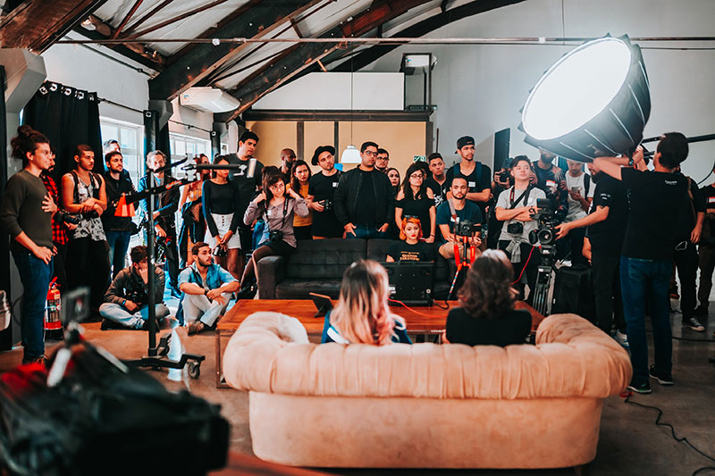 What Should Your Focus be When Photographing an Event?