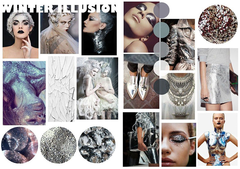 What does a Mood Board do?