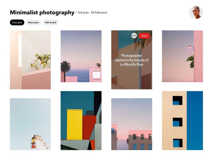 How To Create A Photography Mood Board That Works For You