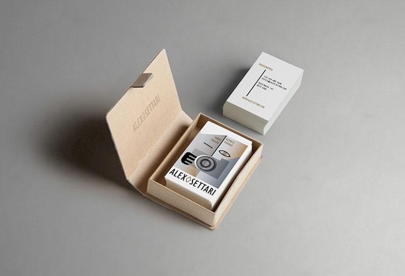 Alex Settari – Business Card