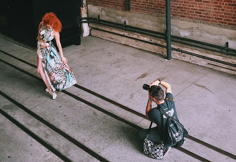 How to Find Models for Photography Suitable for a Project