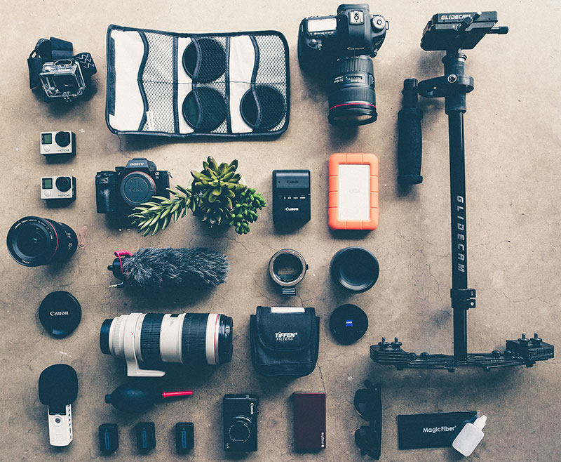 Costs of Photography Goods