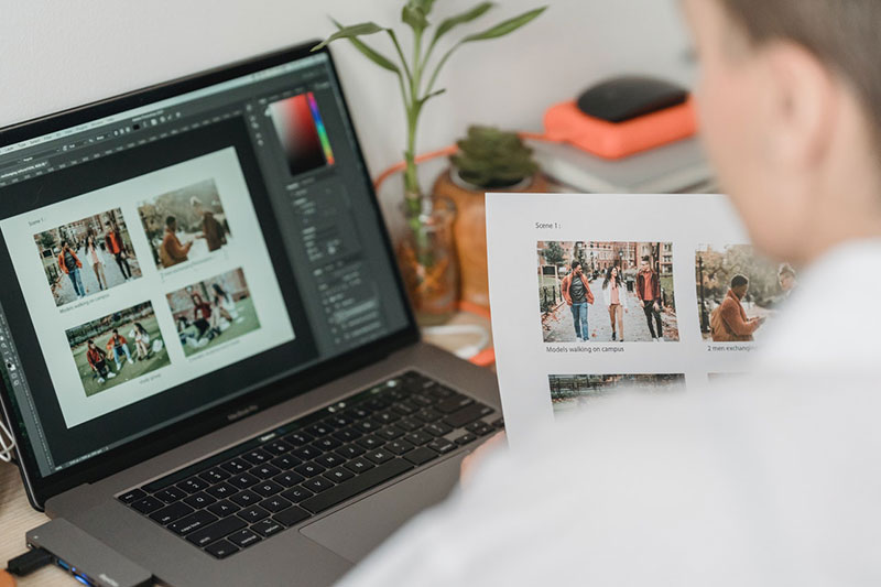 Choose The Best Environment For Editing and Reviewing Photos