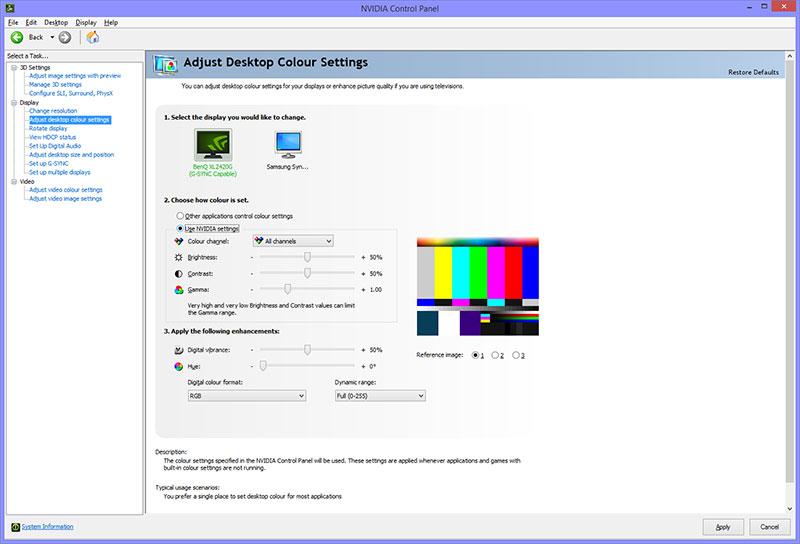 Adjust The Monitor Setting